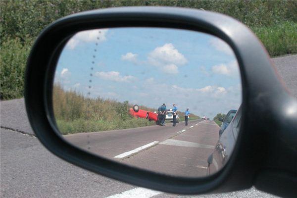 梦见车祸是什么意思