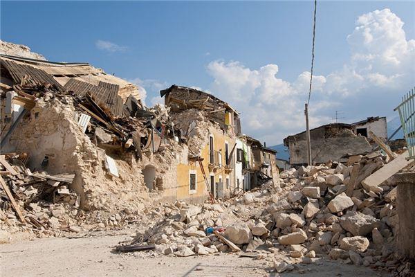 梦见地震是什么意思