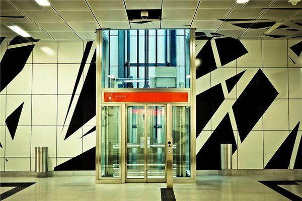 梦见坐电梯是什么意思