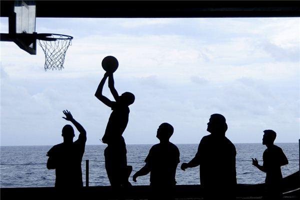 梦见打篮球是什么意思