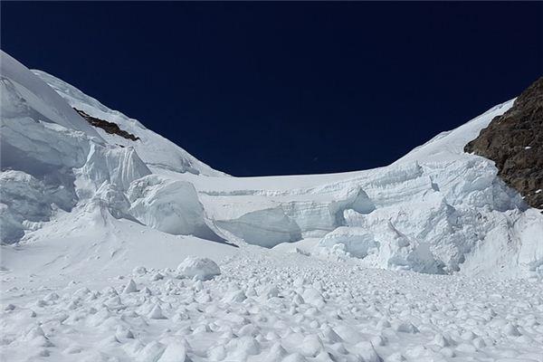 梦见雪崩是什么意思