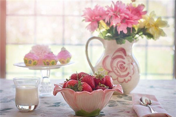 梦见草莓是什么意思