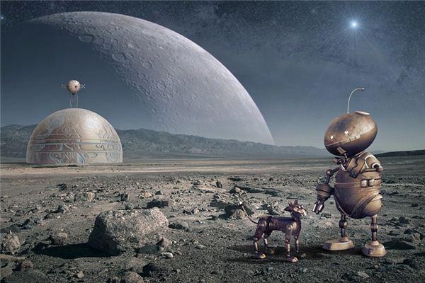 梦见外星人是什么意思