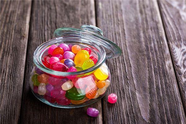 梦见糖果是什么意思