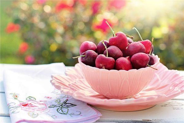 梦见樱桃是什么意思