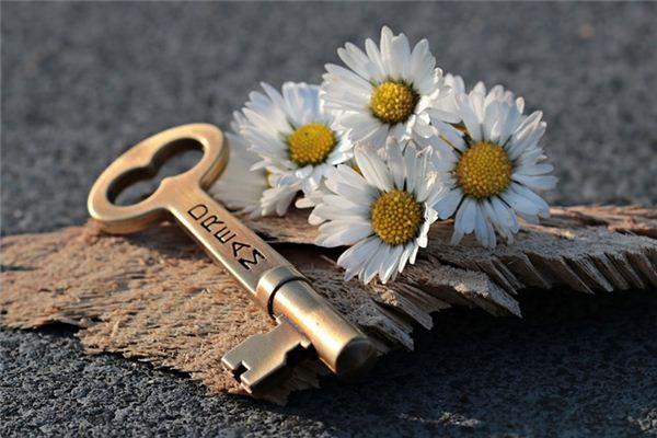 梦见钥匙是什么意思