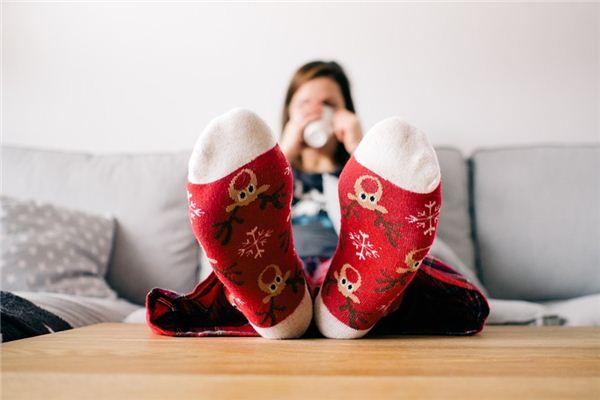 梦见袜子是什么意思