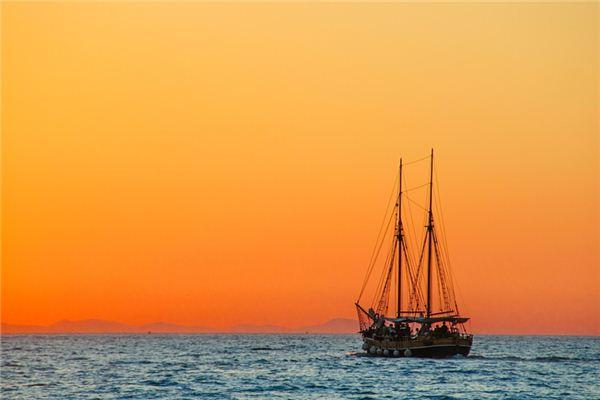 夢見航行是什么意思