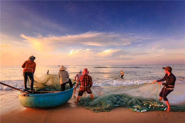 梦见捕鱼是什么意思