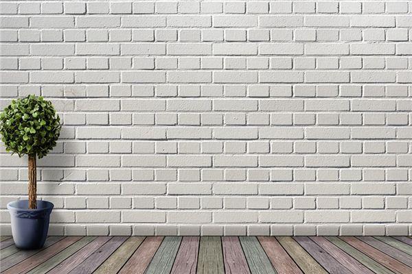 梦见墙壁是什么意思