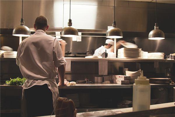 梦见厨房是什么意思