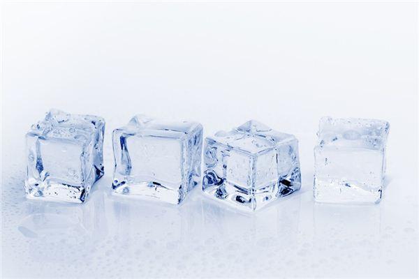 梦见冰是什么意思