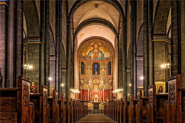 梦见教会是什么意思