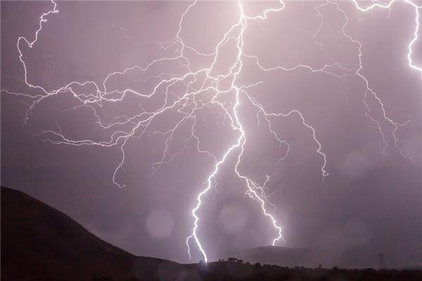 夢見閃電是什么意思