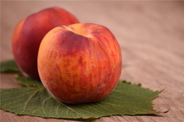 梦见水蜜桃是什么意思
