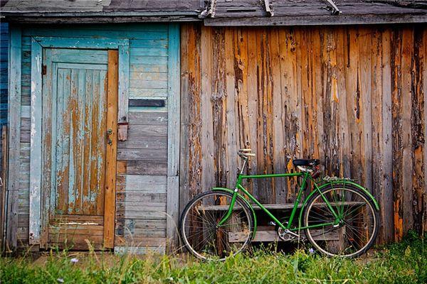 梦见自行车是什么意思