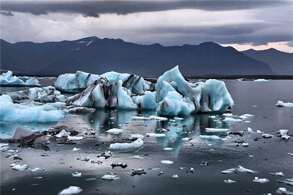 夢見冰川是什么意思