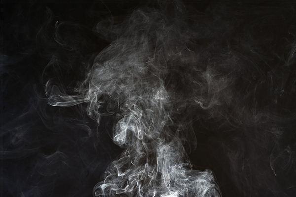 梦见黑烟是什么意思