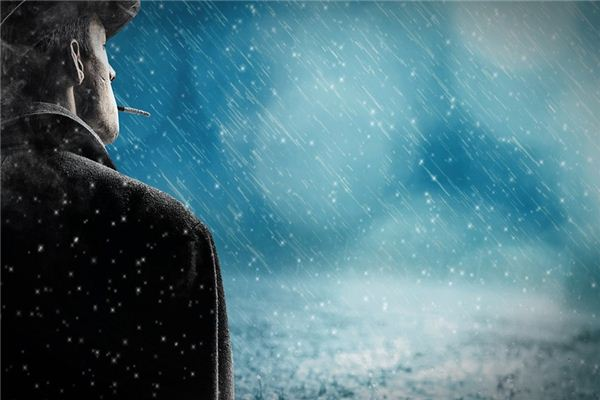 梦见阵雨是什么意思