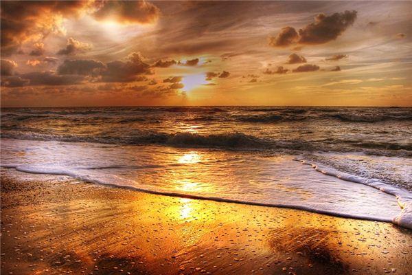 梦见波浪是什么意思