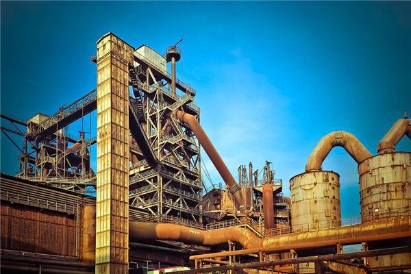 夢見工廠是什么意思