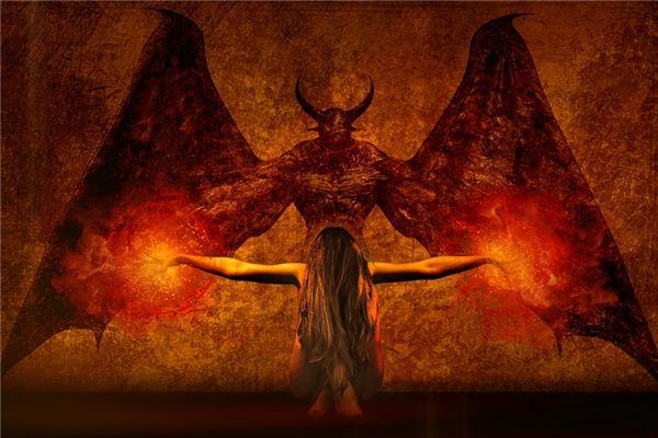 梦见恶魔是什么意思