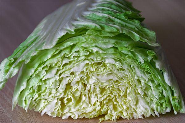 梦见大白菜是什么意思