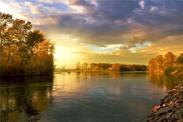 梦见运河是什么意思