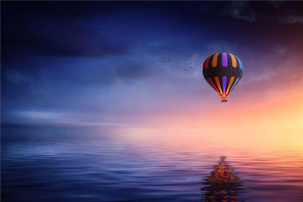 梦见漂浮是什么意思