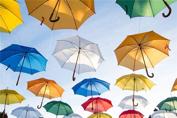 梦见雨伞是什么预兆