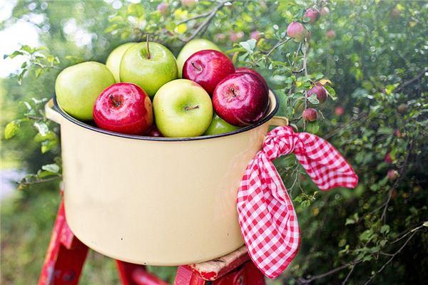 梦见摘苹果是什么预兆