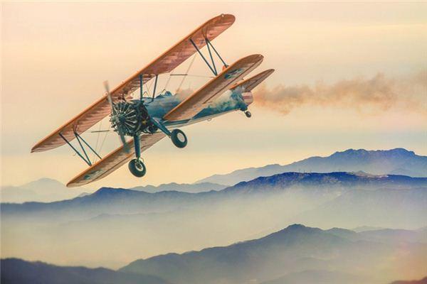 梦见飞机是什么预兆