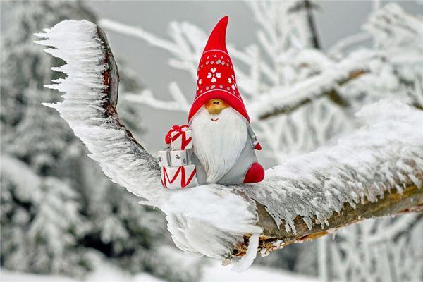 梦见圣诞老人是什么意思