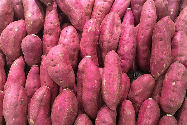 做梦梦到红薯是什么意思