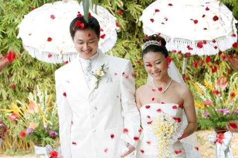 梦见结婚 婚礼