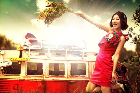 梦见红色衣服 红衣