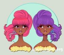 双子座女生的性格
