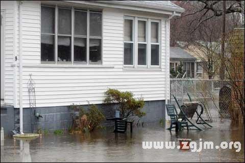 梦见房子被淹