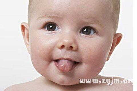梦见舌头有现实的影响和反应图片