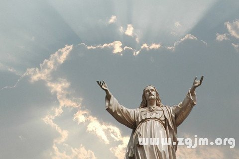 梦见耶稣基督
