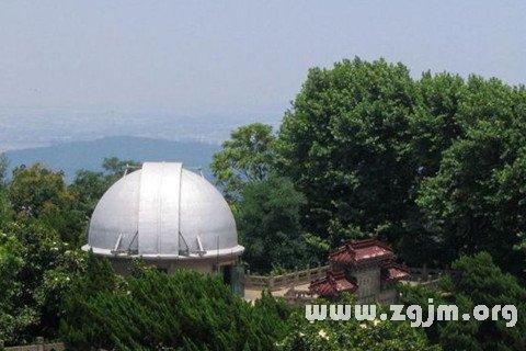 梦见天文台