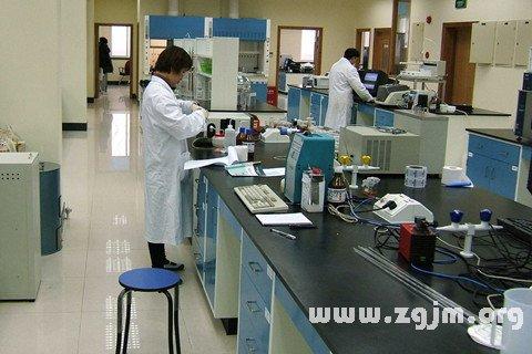 梦见实验室