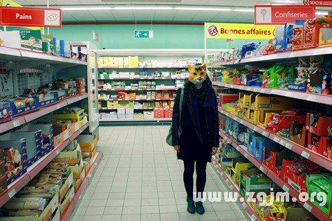 梦见商场 超市