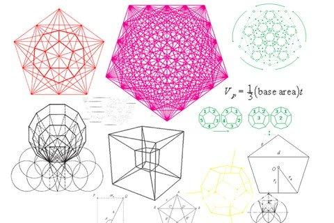 梦见几何图形