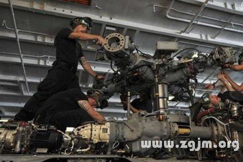 梦见机械师 机械技师