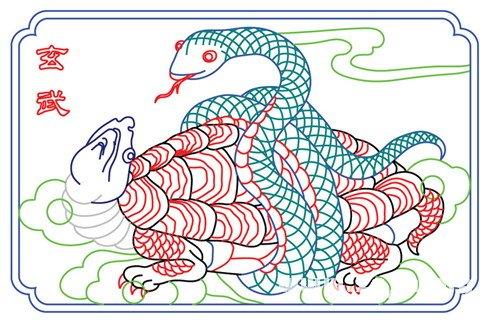 梦见蛇龟相向