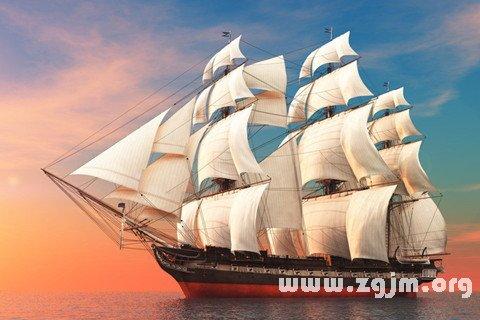 庄闲游戏帆船