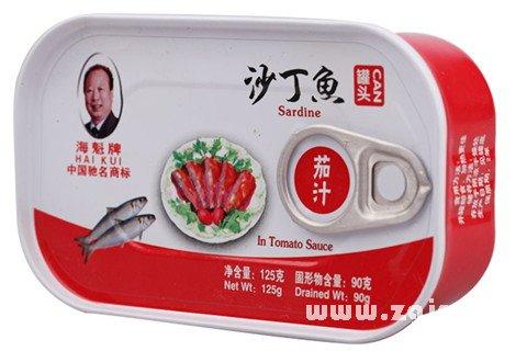 梦见沙丁鱼罐头