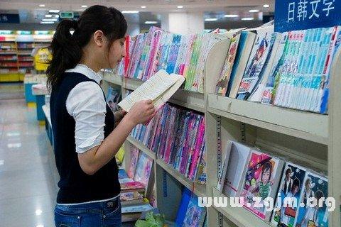 梦见书店找书籍