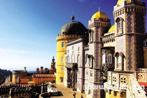 梦见西洋城堡